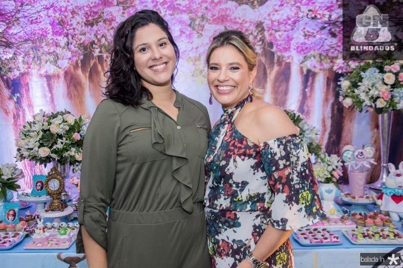 Camila e Ana Claudia Aguiar