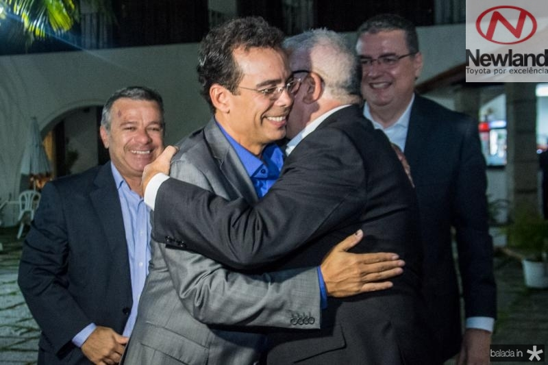 Gustavo Porto e Alcimor Rocha