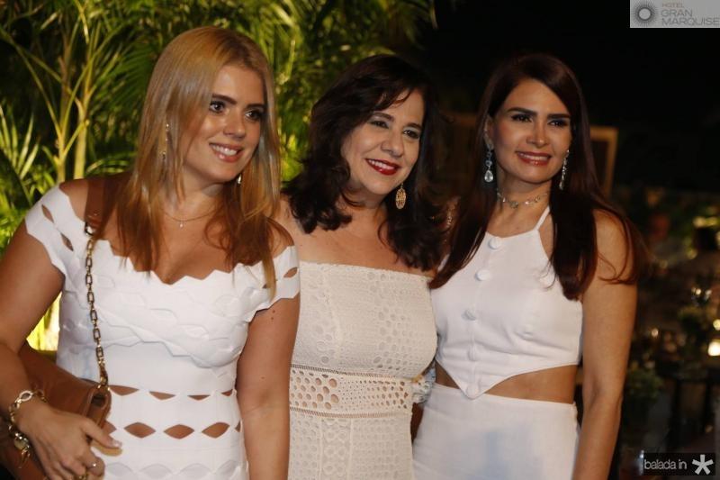 Leticia Studart, Martinha Assuncao e Lorena Pouchain 2