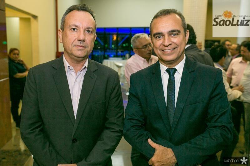 Niberval Bezerra e Hervelte Cesar