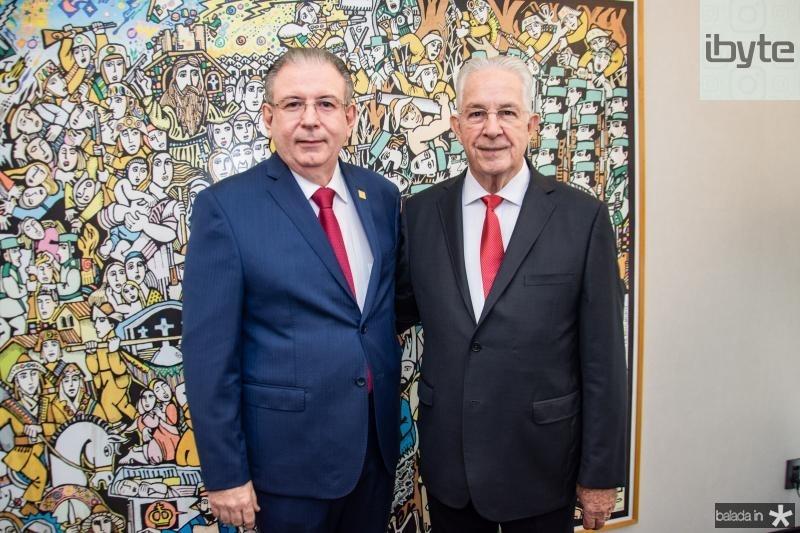 Ricardo Cavalcante e Carlos Prado
