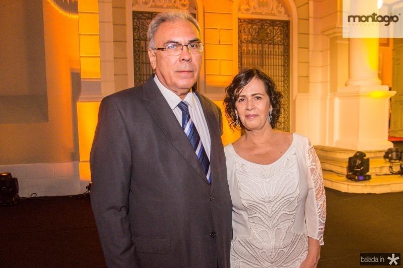 Esdras Guimaraes e Neuma Figueiredo