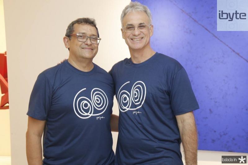 Jose Guedes e Stenio Martins 2