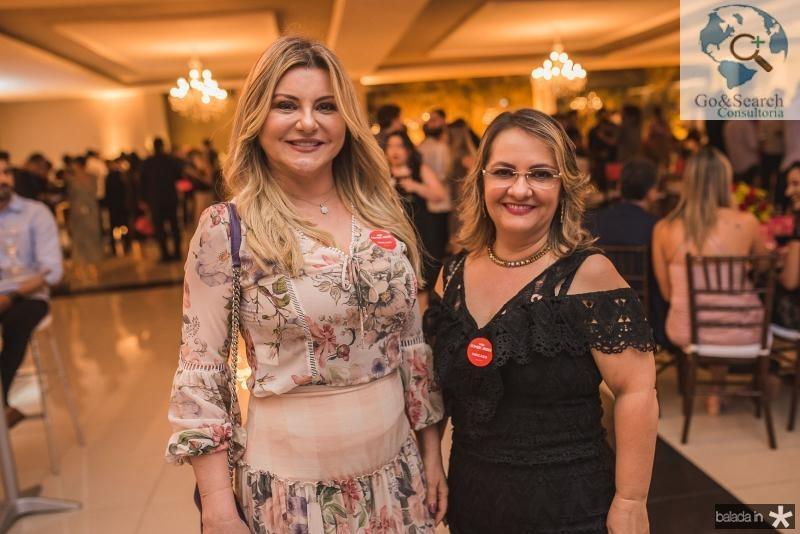 Silvana Guimarães e Vailma Barbosa