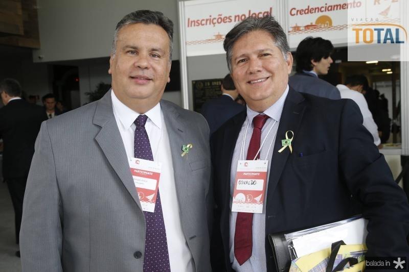 Sergio Ximenes e Osvaldo Araujo