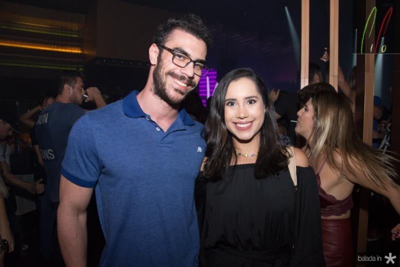 Topazio Andrade e Marilia Viana