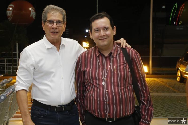 Severino Neto e Padre Julio