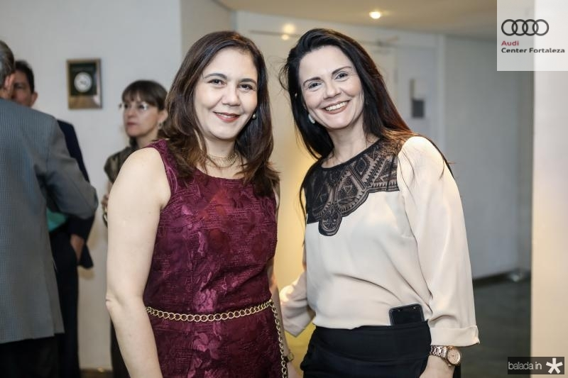 Lina Sales e Marcia Montenegro