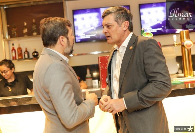 Elcio Batista e Cid Marconi