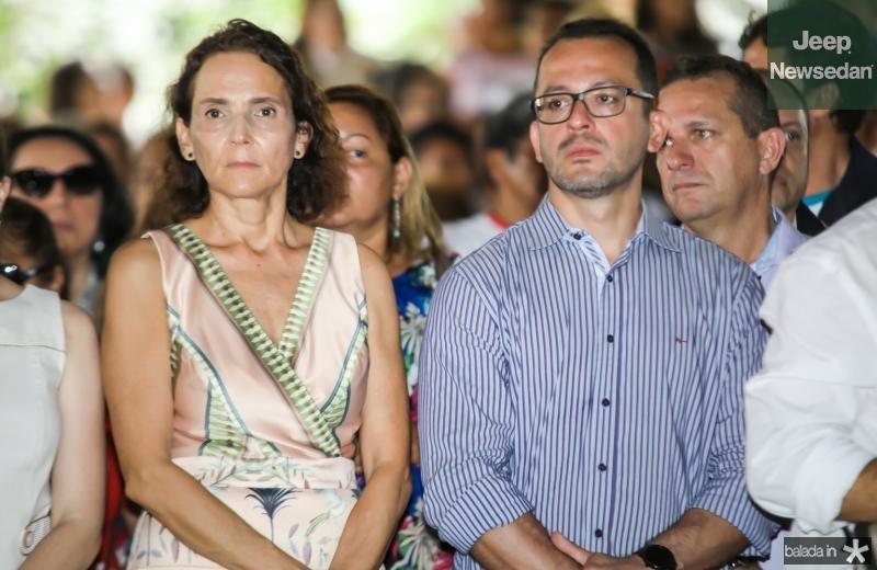 Izouda Cela e Andre Costa