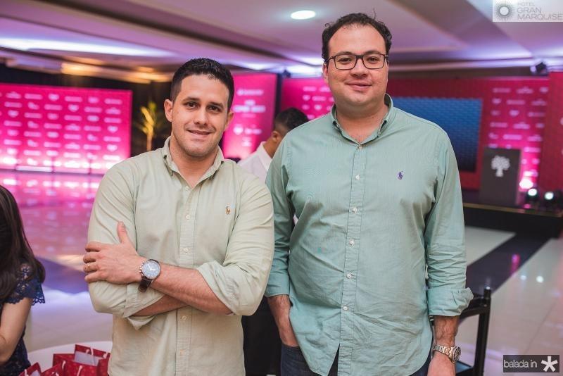 Stralls Nazar e Thiago Facanha
