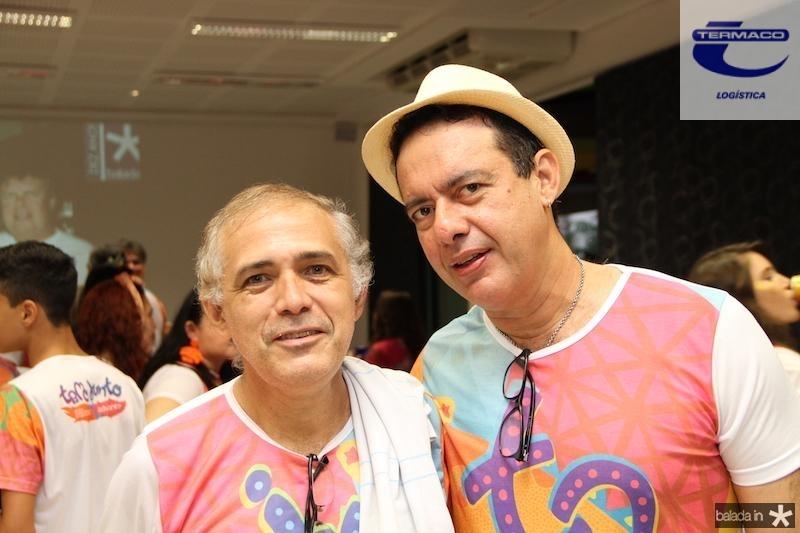 Lauriberto Braga e Deme?trio Andrade
