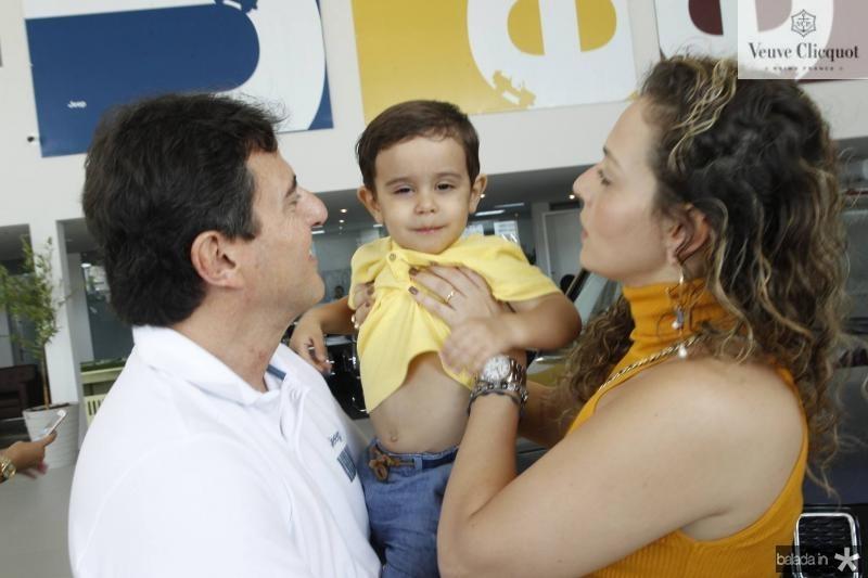 Luiz, Joao Pedro e Gabriela Teixeira 1