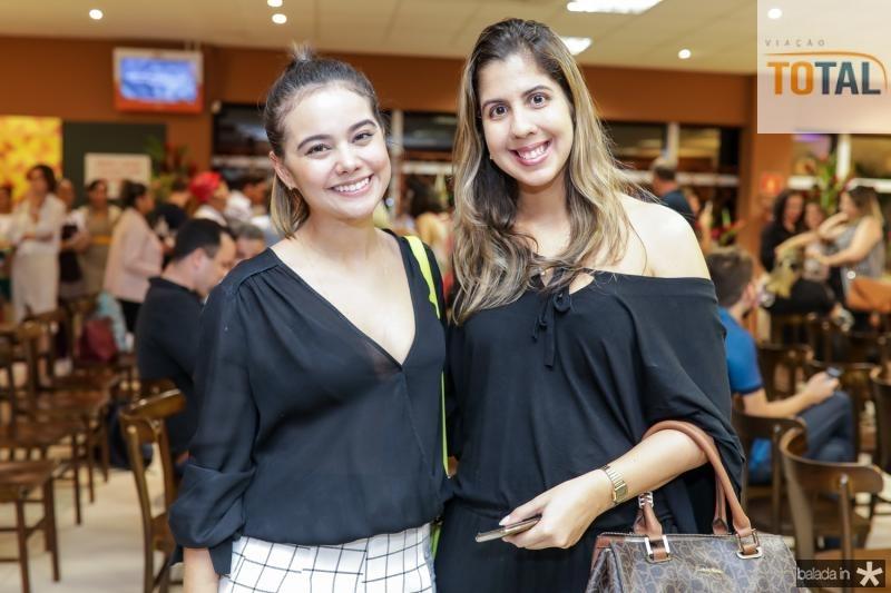 Rebeca Teixeira e Juliana Ribeiro