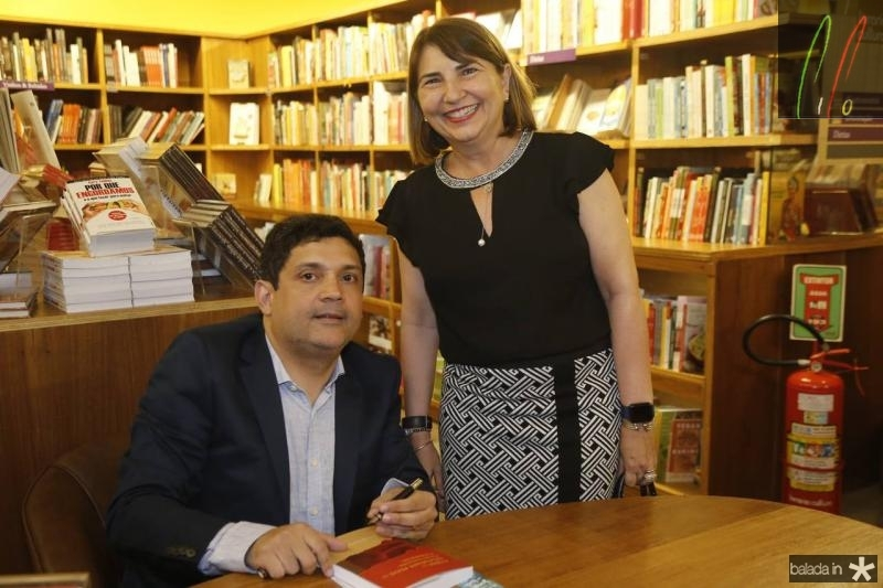 Bruno Queiroz e Soraya Victor