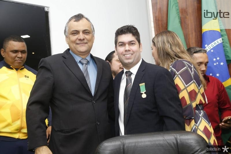 Alexandre Meireles e Mauro Benevides Neto