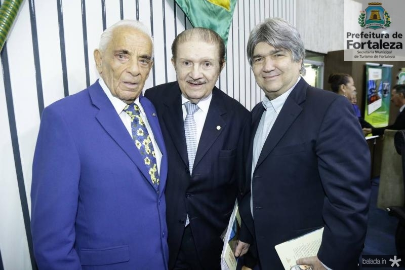 Haroldo Sanford, Mauro e Carlos Benevides