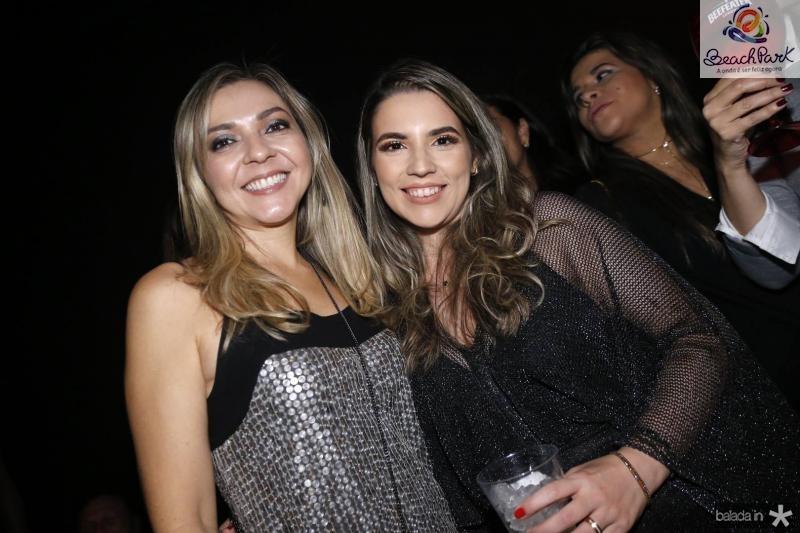Leticia Rodrigues e Juliana Bastos