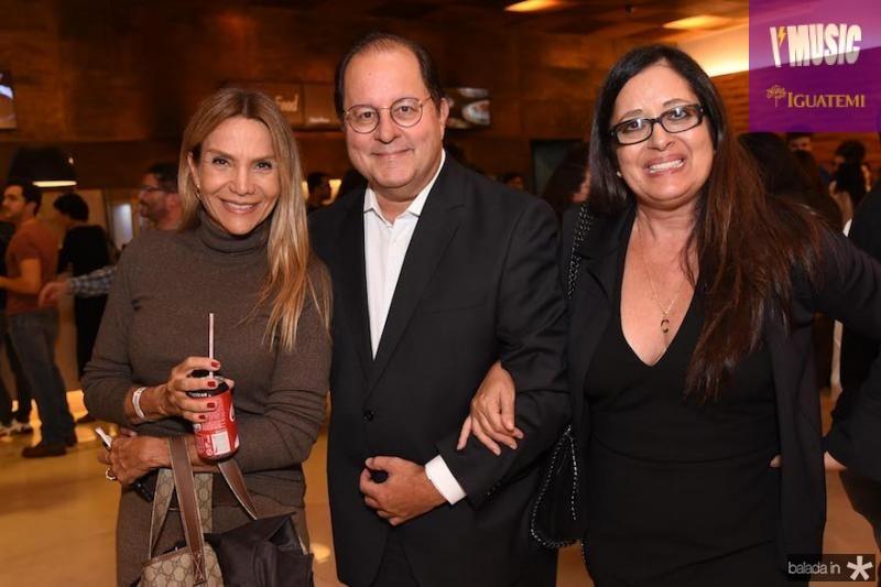 Jessia Lobo, Sergio e Celia Thome 1139