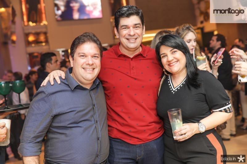 Chico Vale, Aurelio Rebouças e Celia Portela