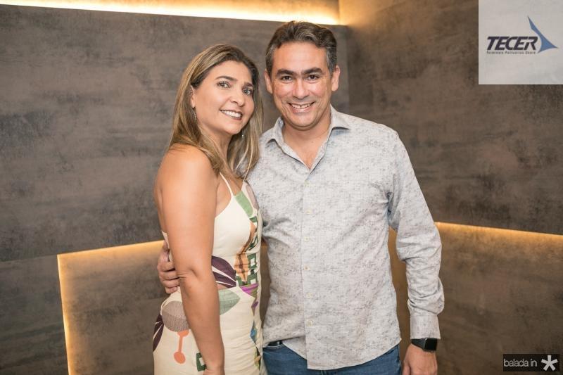 Joselma e Marcos Aragao