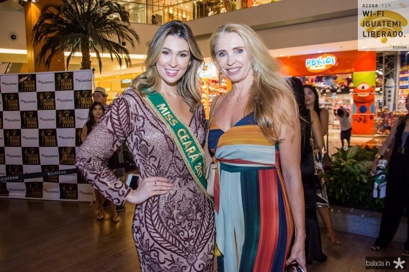 Alexia Duarte e Adriana Duarte