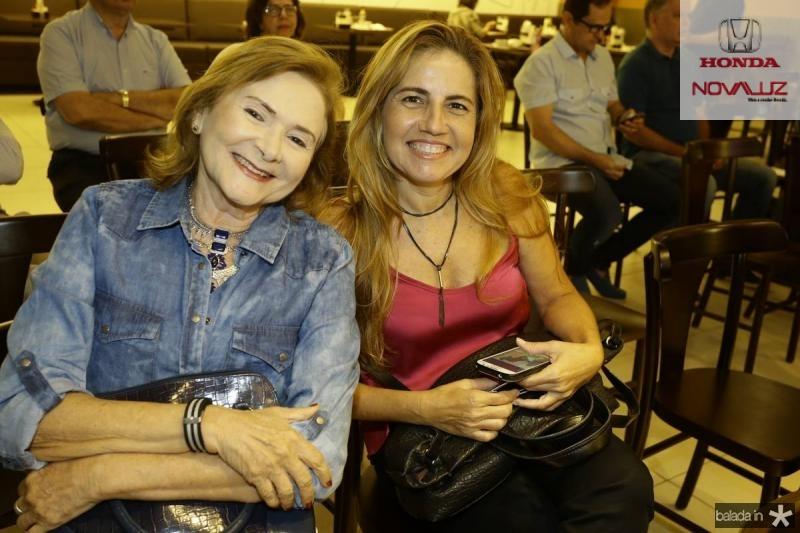 Cristina Vila Real e Verusca Cabral