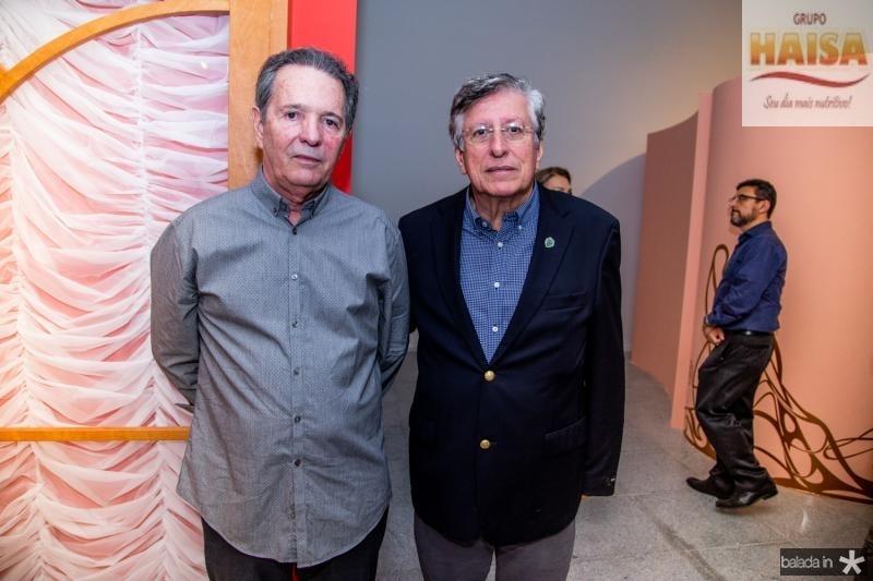 Cláudio rocha e Paulo Midello
