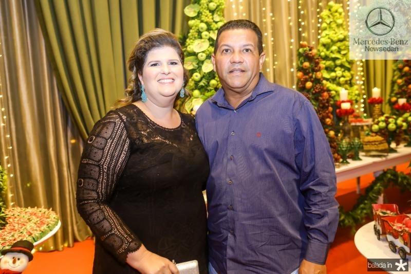 Patricia e Raimundo Santos