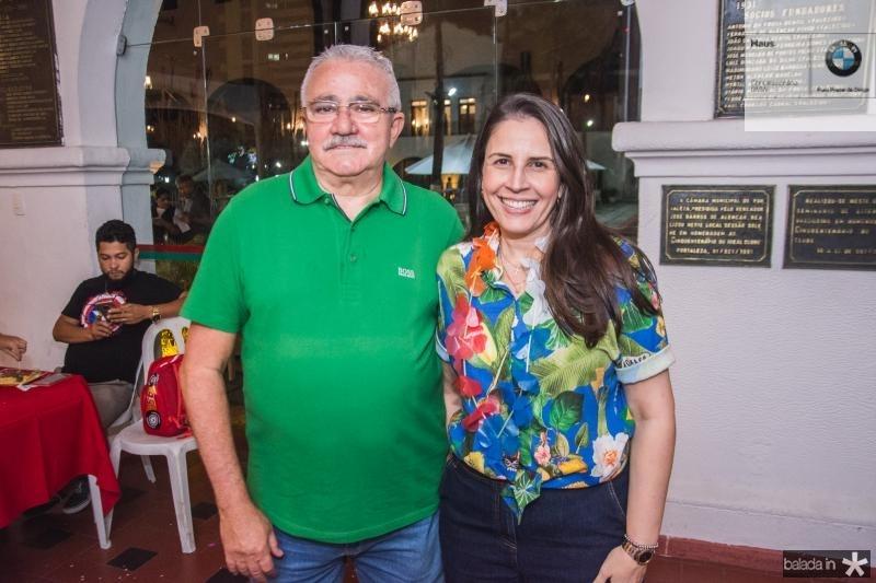 Alcimor e Fabiola Rocha