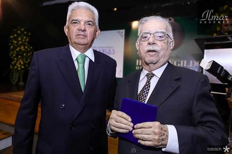 Tales Sa Cavalcante e Cid Carvalho