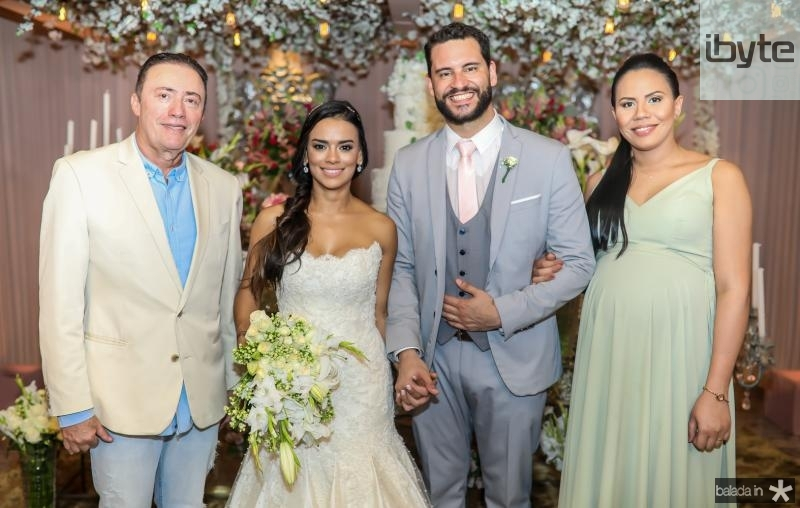 Darlan Leite, Veruska e Tiago Lobo, Ana Leite