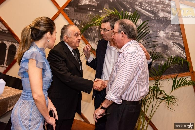 Agueda Muniz, Joao Carlos Paes Mendonca, Geraldo Luciano e Ricardo Cavalcante