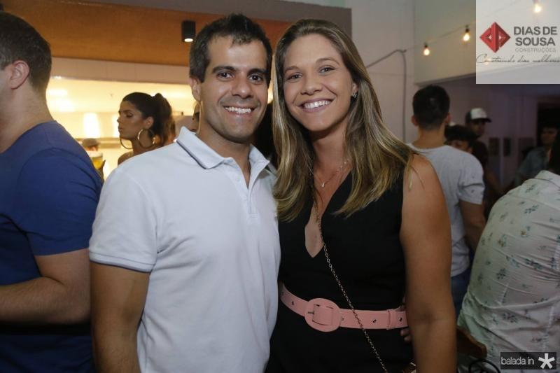 Alan e Camila Oliveira