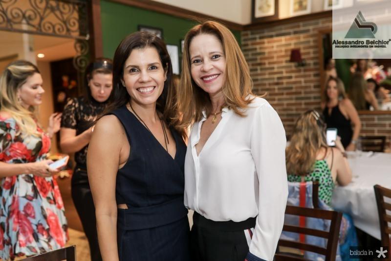 Claudia Diniz e Claudiane Juaçaba