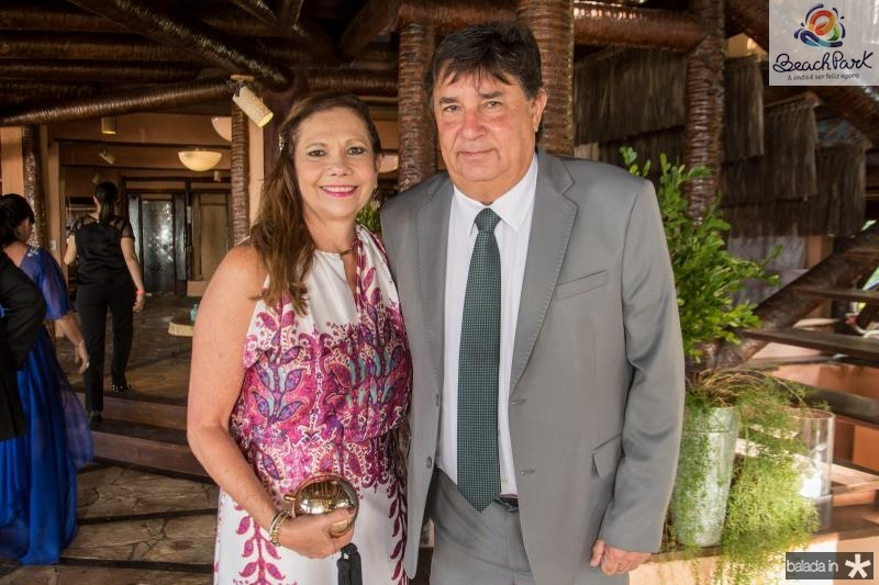 Rose e Eliseu Batista