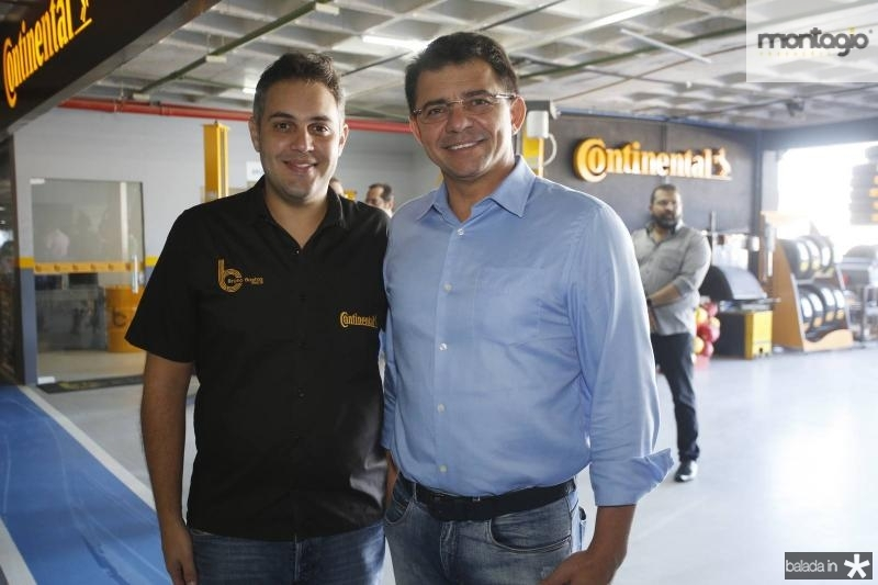 Bruno Bastos e Geraldo Sa