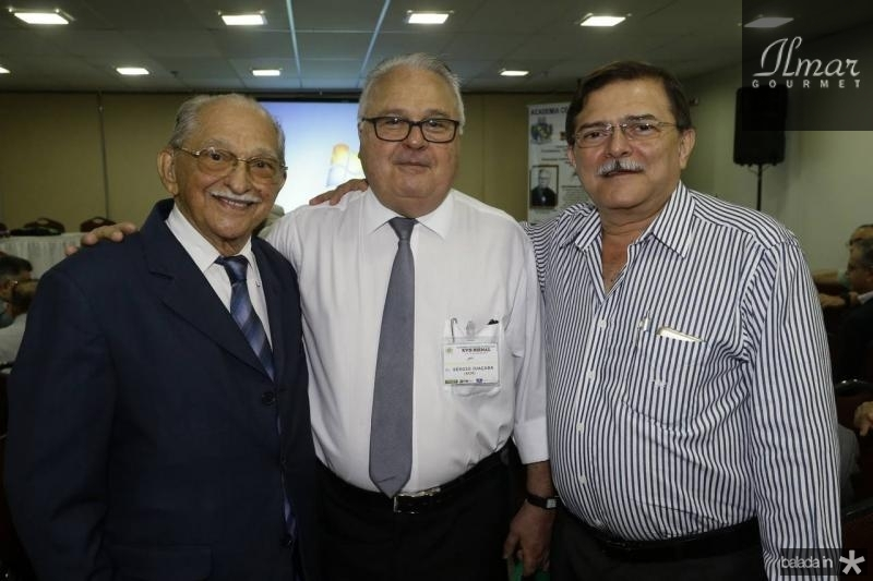 Thomaz Figueiredo, Sergio Juacaba e Luiz de Gonzaga