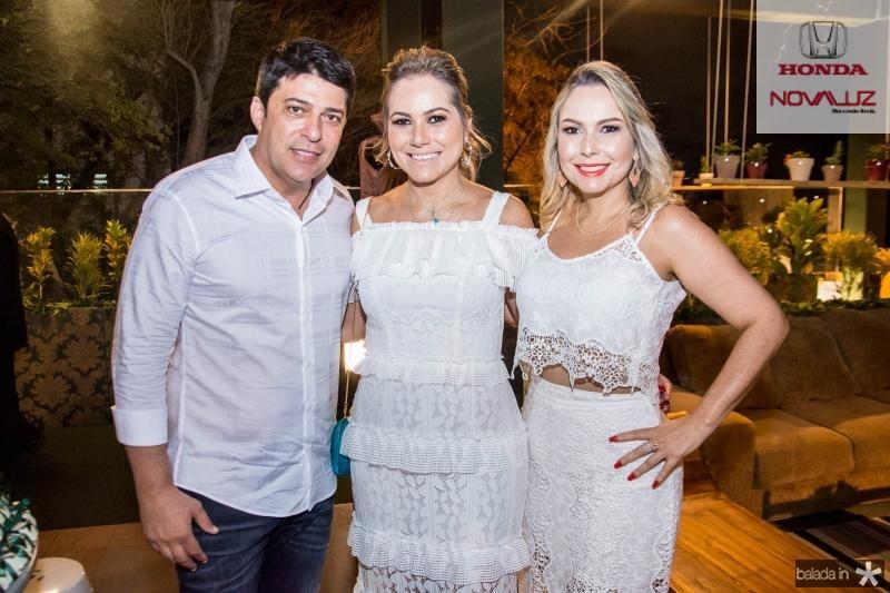 Marcelo Sobra, Talyzie Mihaliuc e Talynie Mihaliuc