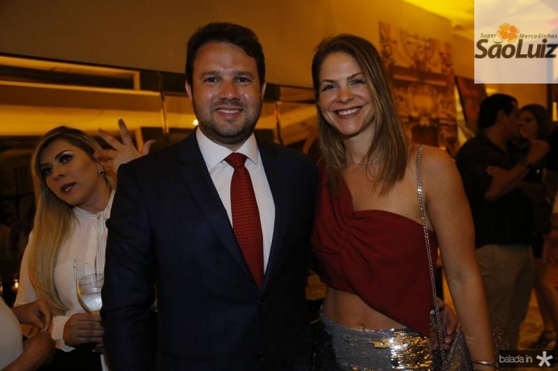 Leonardo e Cecilia Couto
