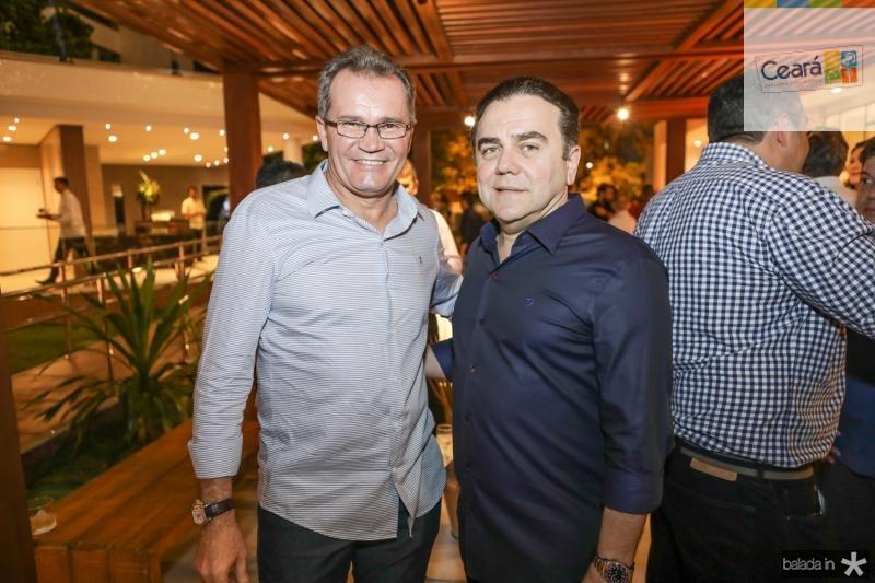 Sergio Macedo e Fernando Linhares
