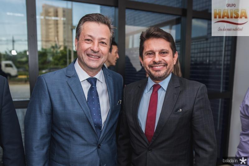 Fernando Alfredo Franco e Helio Winston