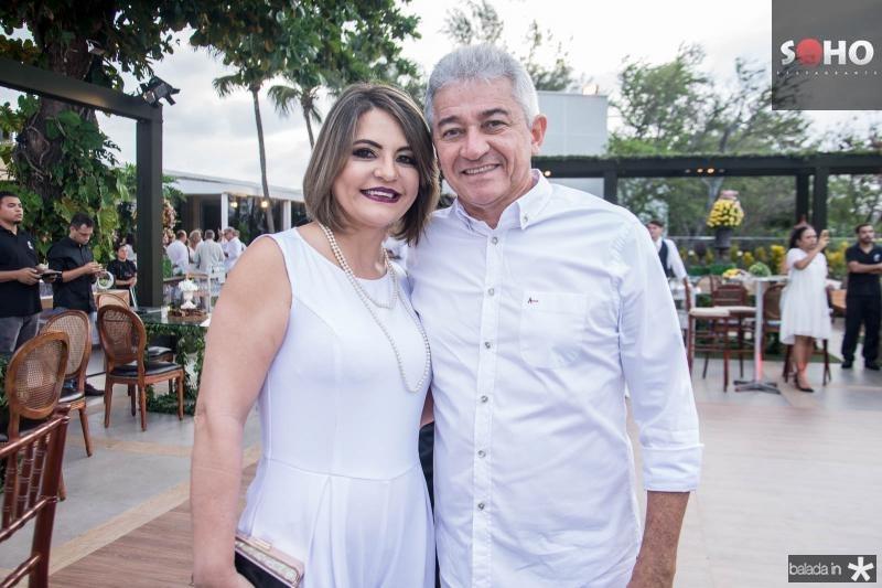 Liliane e Eventon Fernandes