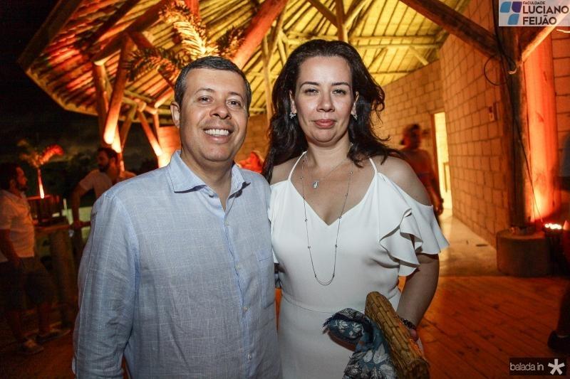 Anastacio e Cristine Marinho