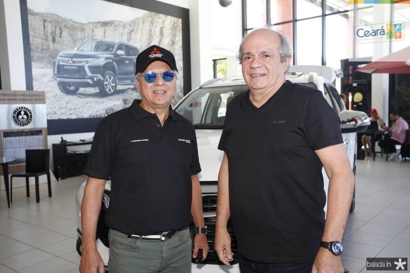 Ricardo Rolim e Tonze Fernandes