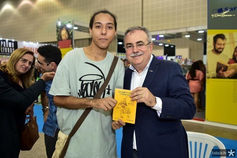 Hilan Moura, Assis Cavalcante