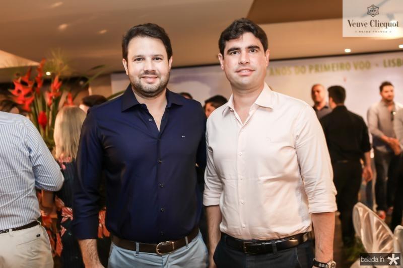 Leonardo Couto e Bruno Barrera