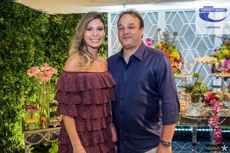 Renata e Enio Cabral