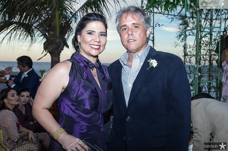Joyce e Eduardo Brandao