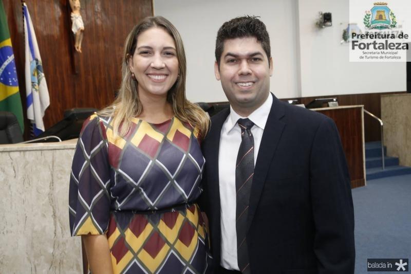 Larissa Gaspar e Mauro Benevides Neto 1